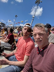 richard attended 2018 TicketGuardian 500 - Monster Energy NASCAR Cup Series on Mar 11th 2018 via VetTix