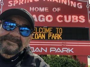 Gary attended Chicago Cubs vs. Chicago White Sox - MLB Spring Training on Feb 27th 2018 via VetTix