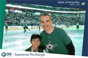 Chris attended Dallas Stars vs. Tampa Bay Lightning - NHL on Mar 1st 2018 via VetTix
