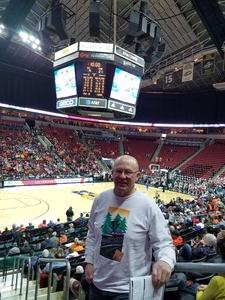 Toby attended Pac-12 Women's Basketball Tournament - Quarterfinals - Teams TBD on Mar 2nd 2018 via VetTix