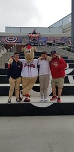 Joseph attended Atlanta Braves vs. Braves Future Stars - MLB Exhibition on Mar 27th 2018 via VetTix