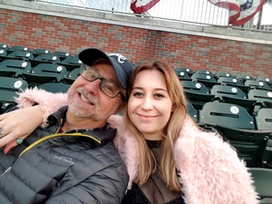 Leonard attended Atlanta Braves vs. Braves Future Stars - MLB Exhibition on Mar 27th 2018 via VetTix
