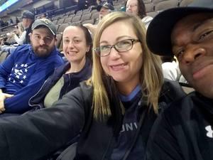 ERIC attended Jacksonville Icemen vs. Reading Royals - ECHL on Mar 2nd 2018 via VetTix
