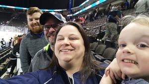Daniel attended Jacksonville Icemen vs. Reading Royals - ECHL on Mar 2nd 2018 via VetTix