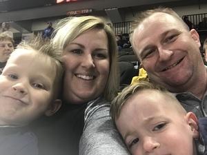 Travis attended Jacksonville Icemen vs. Reading Royals - ECHL on Mar 2nd 2018 via VetTix