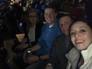 Rachael attended Cole Swindell Special Guests: Chris Janson and Lauren Alaina (american Idol) on Mar 9th 2018 via VetTix