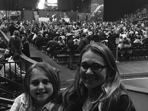 KC attended Cole Swindell Special Guests: Chris Janson and Lauren Alaina (american Idol) on Mar 9th 2018 via VetTix
