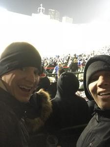 Ryan attended Chicago Cubs vs. Pittsburgh Pirates - MLB on Apr 11th 2018 via VetTix