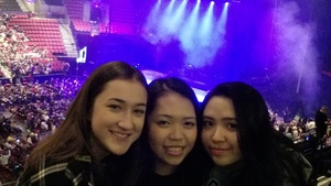 Paul attended Lorde: Melodrama World Tour on Mar 10th 2018 via VetTix