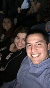 Tina attended Brad Paisley - Weekend Warrior World Tour With Dustin Lynch, Chase Bryant and Lindsay Ell on Apr 6th 2018 via VetTix