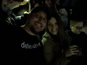 Ed attended Brad Paisley - Weekend Warrior World Tour With Dustin Lynch, Chase Bryant and Lindsay Ell on Apr 6th 2018 via VetTix