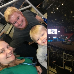 Amy attended PBR - 25th Anniversary - Unleash the Beast - Tickets Good for Sunday Only. on Mar 11th 2018 via VetTix