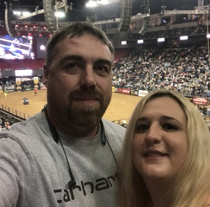 Karen attended PBR - 25th Anniversary - Unleash the Beast - Tickets Good for Sunday Only. on Mar 11th 2018 via VetTix