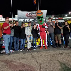 Dave attended Tucson Speedway: Double Trouble on Mar 31st 2018 via VetTix