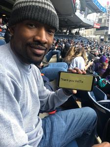 Andrew attended New York Yankees vs. Baltimore Orioles - MLB on Apr 8th 2018 via VetTix