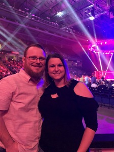 Kristi attended Bellator 197 - Primus vs. Chandler 2 - Mixed Martial Arts - Presented by Bellator MMA on Apr 13th 2018 via VetTix
