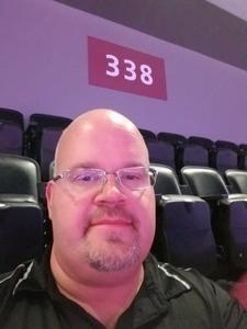 Justin attended Bon Jovi - This House Is Not for Sale Tour on Mar 14th 2018 via VetTix