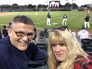 Edward attended Oakland Athletics vs. Seattle Mariners - MLB Spring Training on Mar 15th 2018 via VetTix