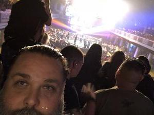 Michael attended Combate Estrellas I - MMA in Los Angeles - Mixed Martial Arts - Presented by Combate Americas on Apr 13th 2018 via VetTix