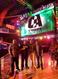 Ivan attended Combate Estrellas I - MMA in Los Angeles - Mixed Martial Arts - Presented by Combate Americas on Apr 13th 2018 via VetTix