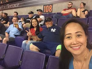 Neal attended Arizona Rattlers vs Nebraska Danger - IFL on Mar 24th 2018 via VetTix