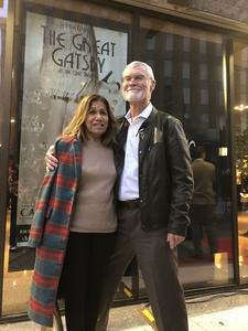 Raymond attended The Great Gatsby on Apr 6th 2018 via VetTix