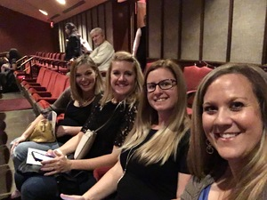 Courtney attended The Great Gatsby on Apr 6th 2018 via VetTix
