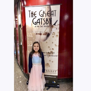 SClifton attended The Great Gatsby on Apr 6th 2018 via VetTix