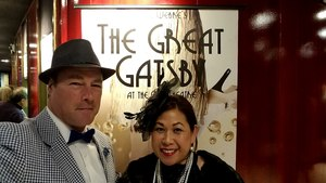 Doug attended The Great Gatsby on Apr 6th 2018 via VetTix