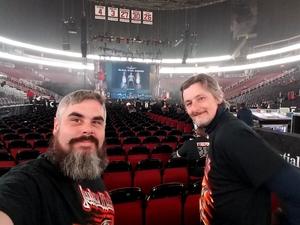 Joseph attended Judas Priest Firepower Tour 2018 on Mar 20th 2018 via VetTix