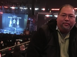 evan attended Judas Priest Firepower Tour 2018 on Mar 20th 2018 via VetTix