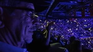 Jerry attended Jimmy Buffett Live on Mar 31st 2018 via VetTix