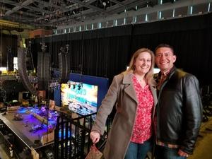 David attended Jimmy Buffett Live on Mar 31st 2018 via VetTix
