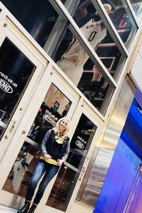 Melanie attended New Orleans Pelicans vs. Los Angeles Lakers - NBA on Mar 22nd 2018 via VetTix