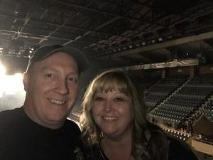 John attended Cole Swindell Special Guests: Chris Janson and Lauren Alaina (american Idol) on Mar 23rd 2018 via VetTix
