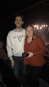 Ron attended Cole Swindell Special Guests: Chris Janson and Lauren Alaina (american Idol) on Mar 23rd 2018 via VetTix