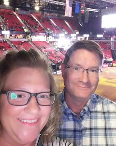 Rick attended PBR - 25th Anniversary - Last Cowboy Standing - Tickets Good for Friday Only on May 4th 2018 via VetTix