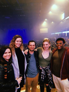 Cait attended Lorde Melodrama Tour With Run the Jewels and Mitski on Mar 27th 2018 via VetTix