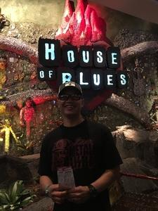 Stephen attended DSB - a Tribute to Journey - Standing Room Only - 18+ on Apr 13th 2018 via VetTix