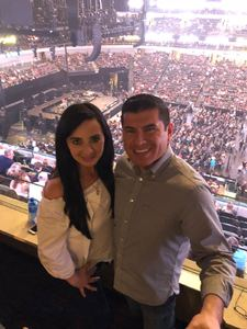 Ray M attended Bon Jovi - This House is not for Sale - Tour on Mar 26th 2018 via VetTix