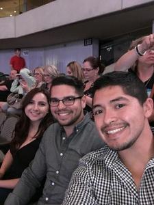 Rigoberto attended Bon Jovi - This House is not for Sale - Tour on Mar 26th 2018 via VetTix