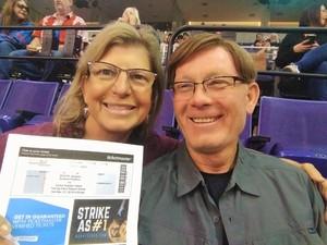 Jay attended Arizona Rattlers vs. Cedar Rapids Titans - IFL on Mar 31st 2018 via VetTix