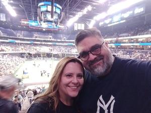 Michael attended Arizona Rattlers vs. Cedar Rapids Titans - IFL on Mar 31st 2018 via VetTix