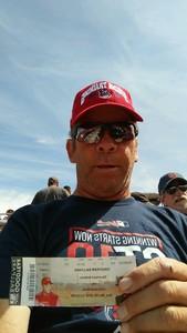 Paul attended Cleveland Indians vs. Cincinnati Reds - MLB Spring Training on Mar 25th 2018 via VetTix