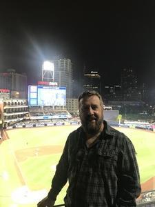 Kyle attended San Diego Padres vs. Colorado Rockies - MLB on Apr 2nd 2018 via VetTix