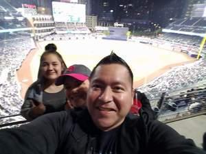 Lee Roy attended San Diego Padres vs. Colorado Rockies - MLB on Apr 2nd 2018 via VetTix