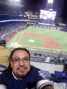 Anthony attended San Diego Padres vs. Colorado Rockies - MLB on Apr 2nd 2018 via VetTix