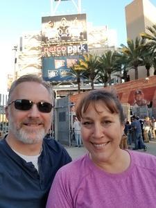 Kerry attended San Diego Padres vs. Colorado Rockies - MLB on Apr 3rd 2018 via VetTix