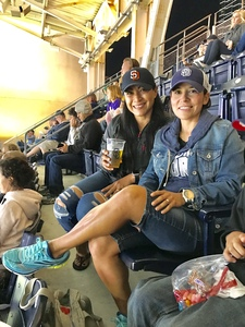 Candida attended San Diego Padres vs. Colorado Rockies - MLB on Apr 3rd 2018 via VetTix