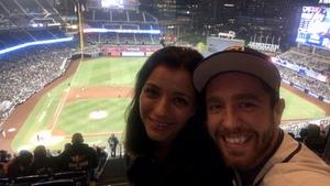 Bobby attended San Diego Padres vs. Colorado Rockies - MLB on Apr 3rd 2018 via VetTix
